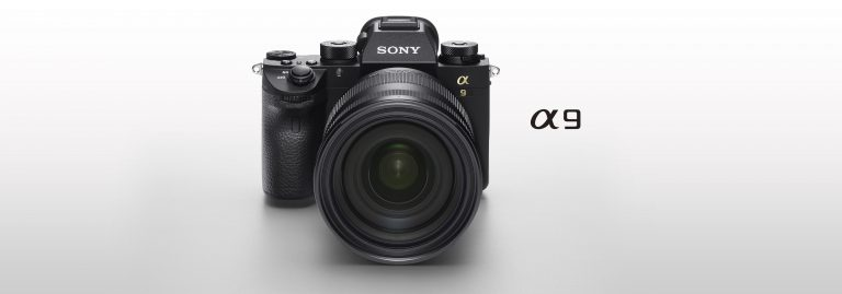 Sony has launched their new full frame flagship the Sony α9