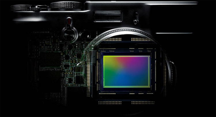 images sensor with high ISO capability