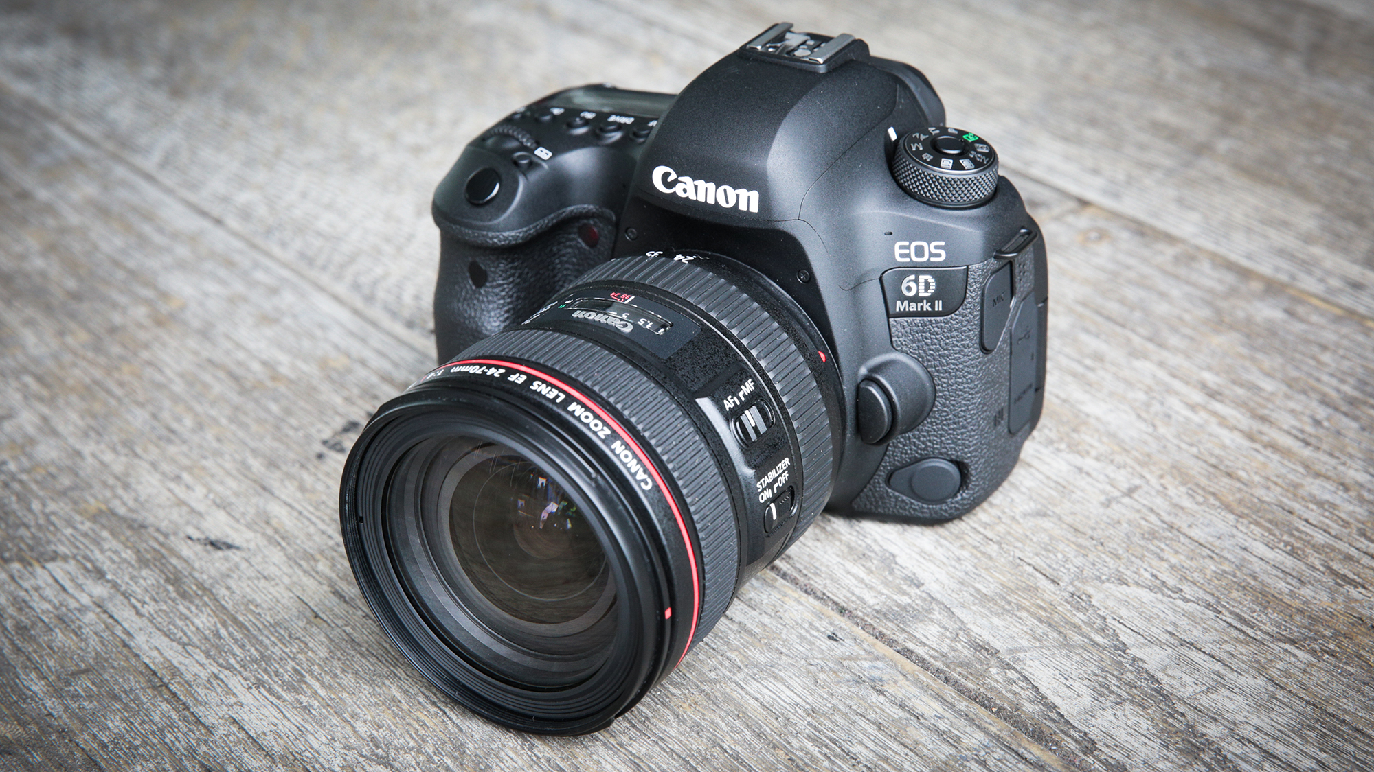 Canon EOS 6D Mark II  full frame camera launched