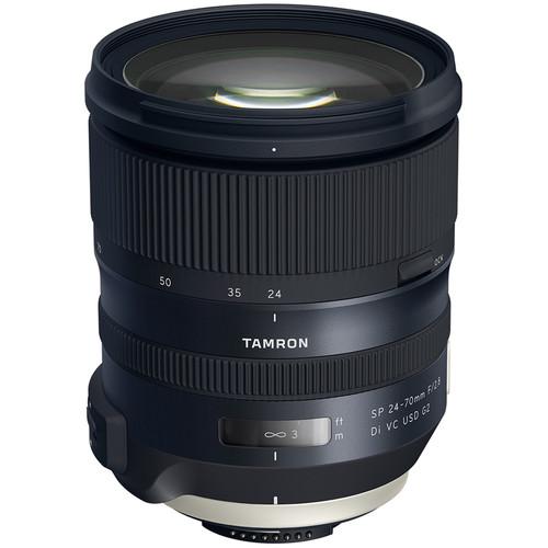 TAMRON SP 24-70 f/2.8 Vi DC USD G2