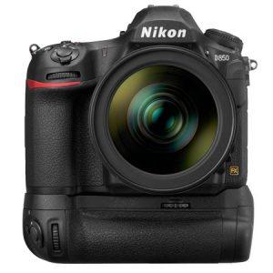 Nikon D850 wtih Grip