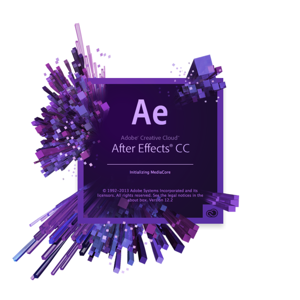 After Effects CC loading