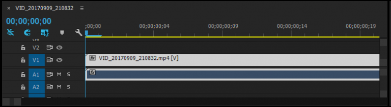 Solve playback issues (too fast) in Premiere Pro