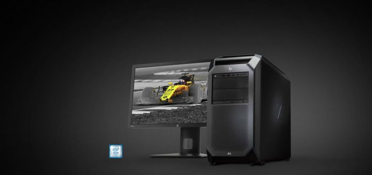 HP Z8 – Most powerful workstation money can buy now
